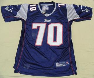 Jersey Patriotas Nueva Inglaterra Firmado Logan Mankins Nfl