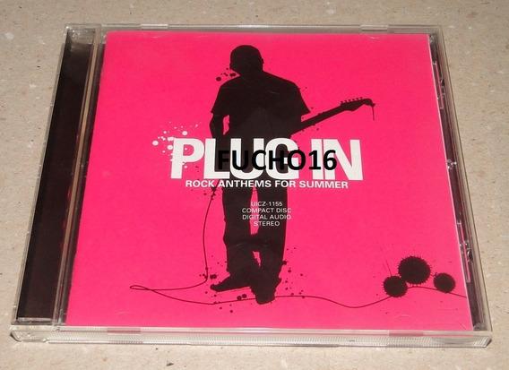 Cd Plug In Rock Anthems C U2 Keane Rasmus Snow Patrol Sum41