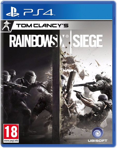 Tom Clancys Rainbow Six Ps4 Psn Original**1