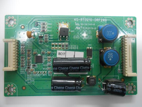 Placa Do Enverter Da Tv Philco Ph 32m Led A4