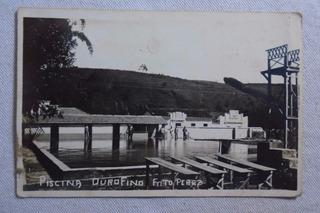 Cartão Postal Piscina Ouro Fino Minas Gerais