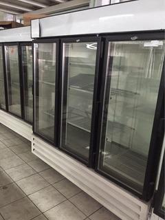 Cámara Refrigeracion Fogel 3 Puertas Perfecto Estado Garant