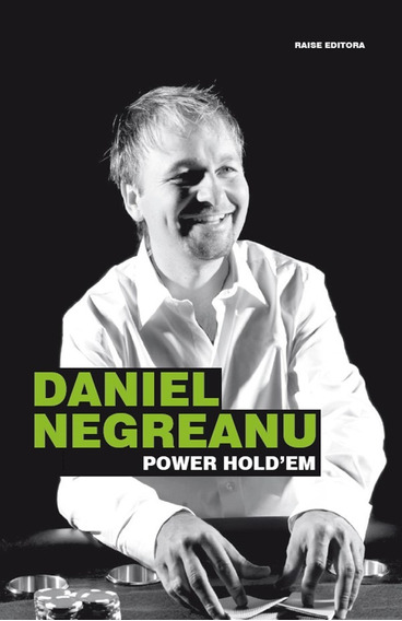 Livro De Poker Daniel Negreanu - Power Hold
