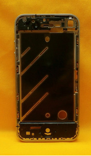 Carcasa Intermedia Con Camara Para iPhone 4 A1332 Ipp6