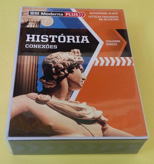 História Plus Conexões - Volume Único