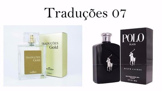 Perfume Polo Black Hinode