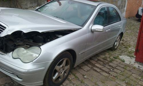 Imagem 1 de 4 de Sucata Peças Mercedes C240-motor  Cambio Air Bag