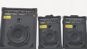 Caixa De Som Amplificada Wattsom Pop Line100