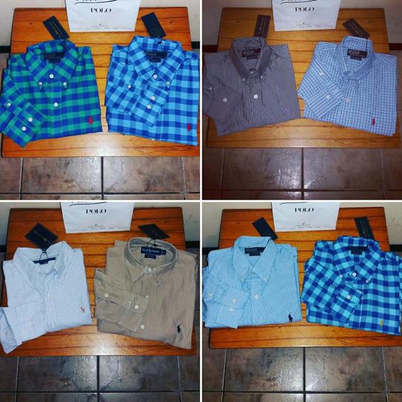 Camisas Polo Ralph Lauren Clasicas Originales Y Nuevas!!