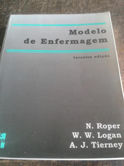 Modelo De Enfermagem -- Frete Grátis