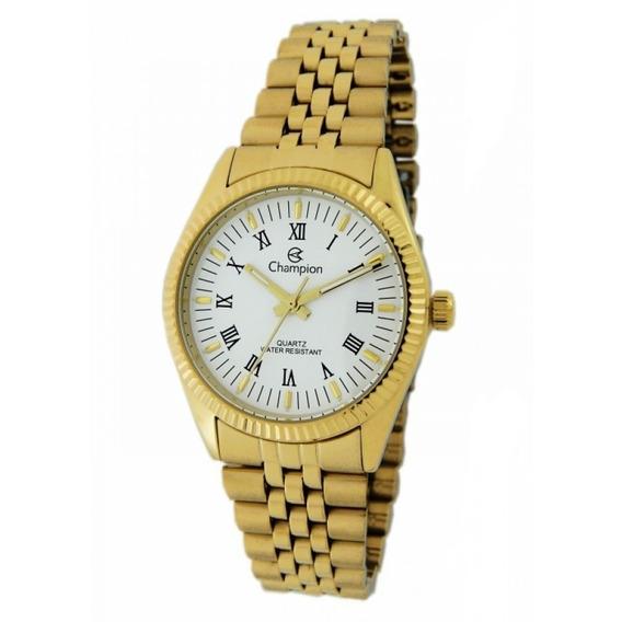 Relógio Champion Feminino / Dourado - Ch22859h
