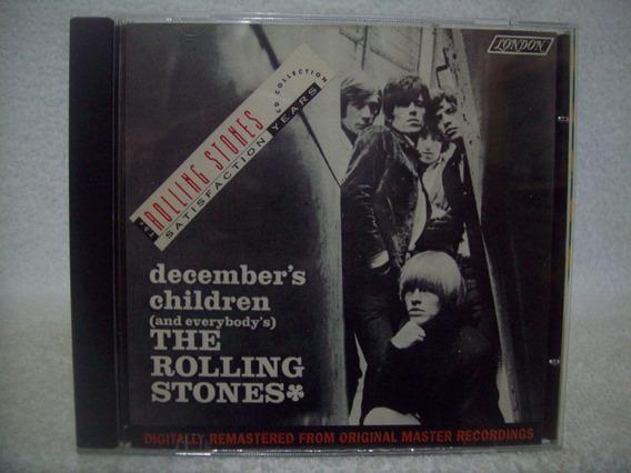 Cd Original Rolling Stones- December