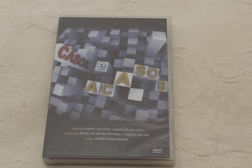 Dvd Casos E Acasos Original Lacrado