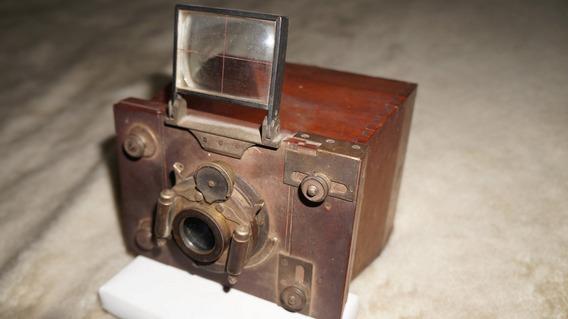 Câmera Fotográfica Demaria Freres De Colecionador