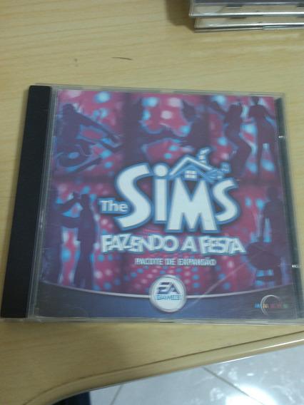 The Sims Fazendo A Festa Pacote De Expansão Original