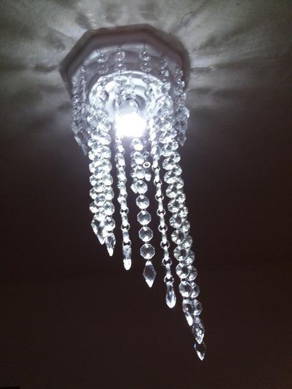 Luminária De Teto Cristal De Alto Brilho ** Frete Grátis **