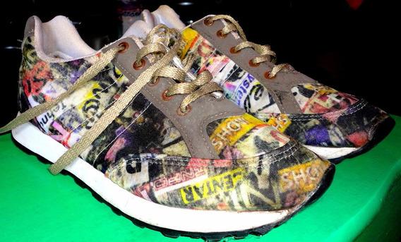 Zapatillas N° 39