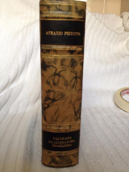 Panorama Da Literatura Brasileira - Afrânio Peixoto