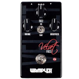 Wampler Velvet Fuzz - Pedal Fuzz P/guitarra