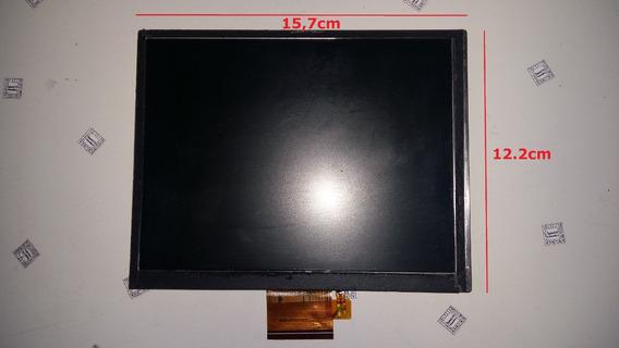 Tela Display 7 Pol. Tablet Pandigital Prd07t10   Cabo Flat