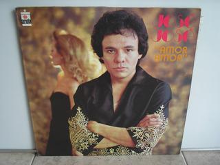 Lp Vinilo Jose Jose Amor Amor 1980