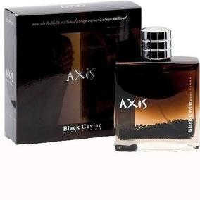 Perfume Axis Black Caviar 90ml 12x Sem Juros Nota Fiscal.