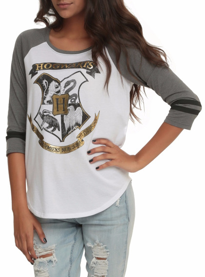 Blusa Playera Harry Potter Hogwarts