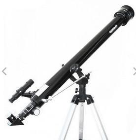 Telescópio Greika 90060mm Constelletion/azimutal C/tripe+bag