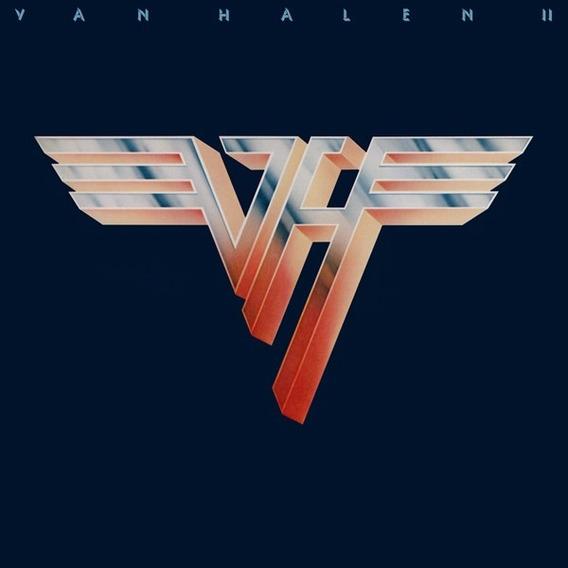 Van Halen Ii Vinilo Nuevo Remastered Lp David Lee Roth