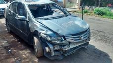 Sucata Honda City 1.5 2012