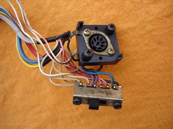 Marantz 4400 - Chave E Soquete Remote Control