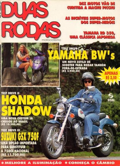 Duas Rodas N°234 Yamaha Bw