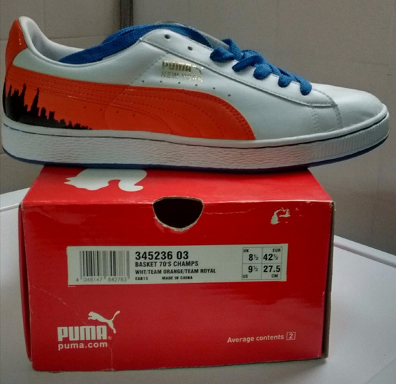 Zapatillas Puma Basket