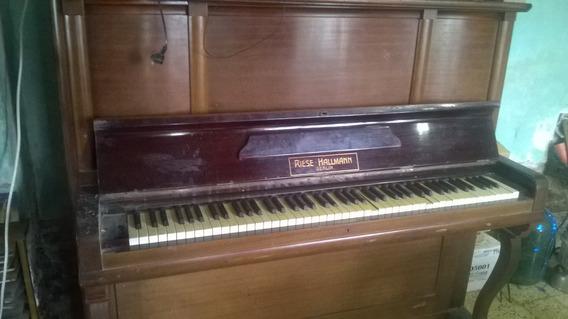Piano Antiguo Riese Hallmann
