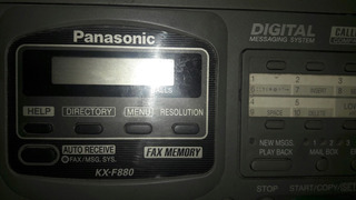 Fone Fax 120v