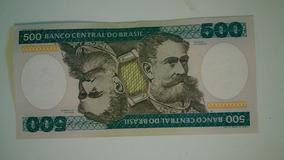 Nota De 500 Cruzeiros
