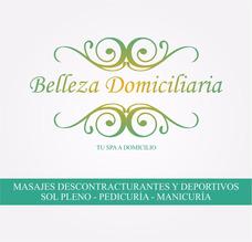 Masajista Profesional Descontracturante A Domicilio
