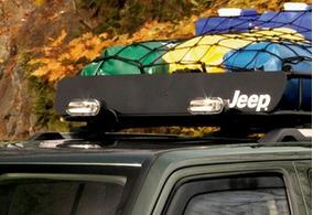 Redes 100% Elásticas Bagageiro Teto Jeep .