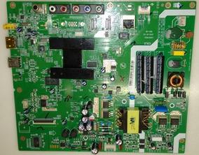 Placa Principal Tv Led Semp Toshiba Dl3944f Ver-00