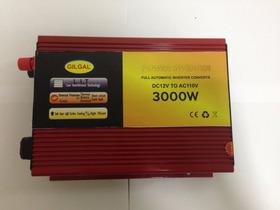 Inversor Conversor Tensão Transformador 3000w 12v 220v