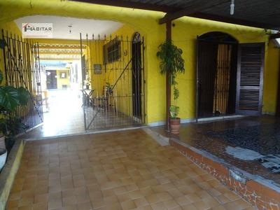 Casa A Venda No Bairro Vicente De Carvalho Em Guarujá - Sp. - 398-22265