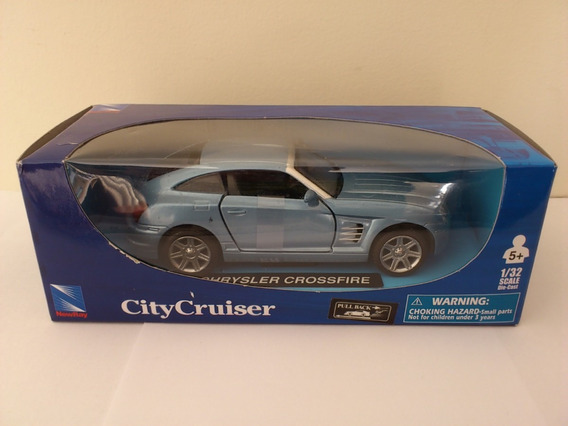 New Ray - City Cruiser - Chrysler Crossfire - Escala 1/32