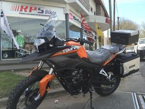 Corven Triax 250 Touring 0km Rps Bikes Roque Pérez Saladillo