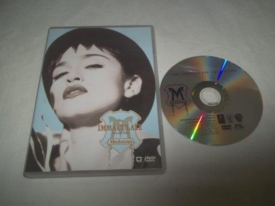 * Dvd - Madonna - Imaculate - Rock Pop Internacional