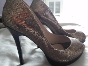a85370a54b Sapato Scarpin Ouro Velho - Sapatos no Mercado Livre Brasil
