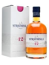 Whisky Strathisla 12 Años Origen Escocia 40%abv Envío Gratis