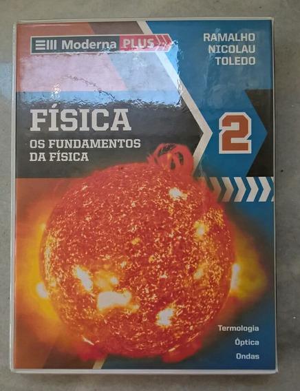 Livros De Física (box Contendo 4 Livros)