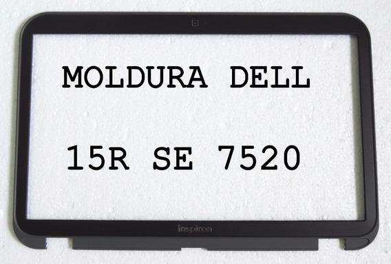 Moldura Da Tela Notebook Dell 15r Se 7520 Novo