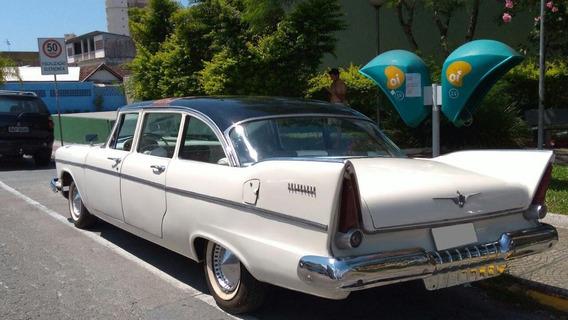 Plymouth Limousine 1957 - Tenho Outros Antigos