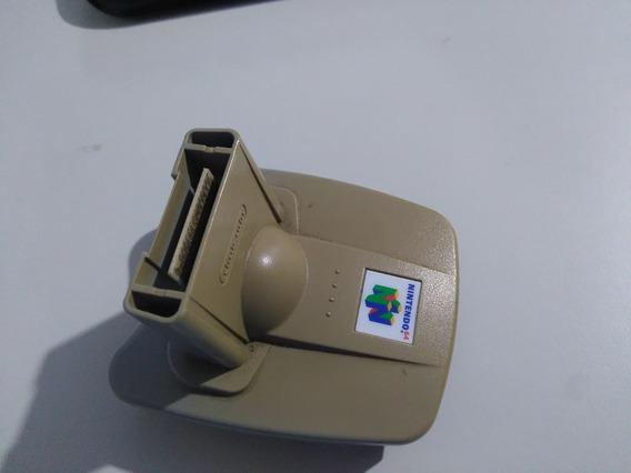 Transferpak Nintendo 64 Testado E Funcionando!